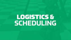 Logistics and Scheduling