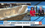 Scott Jones is selling home, property
