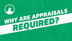 Why are Appraisals Required?