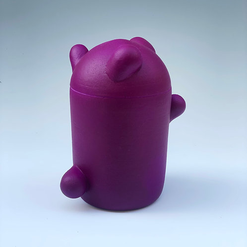 Bloopish Jar in Purple