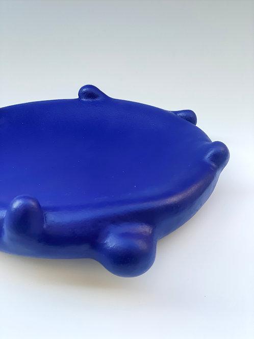 Bloopish Double Walled Platter #1