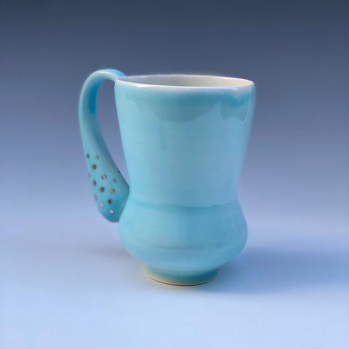 Sparkles Porcelain Bulb Cup