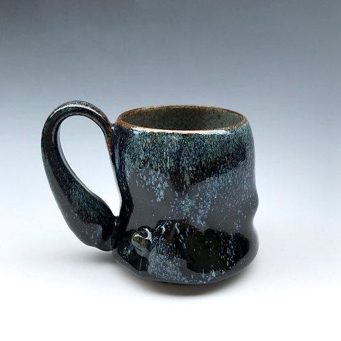 Stoneware Bulb Cup #2