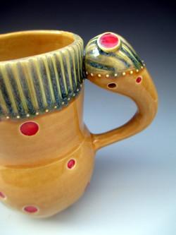 Hallow Handle Cup