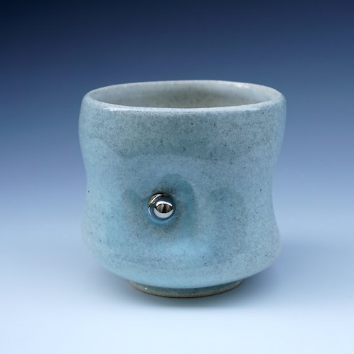 Reflection of You Stoneware Yunomi #2
