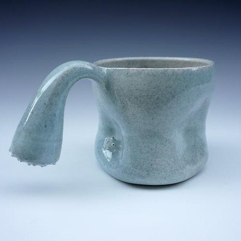 Stoneware Bulb Cup