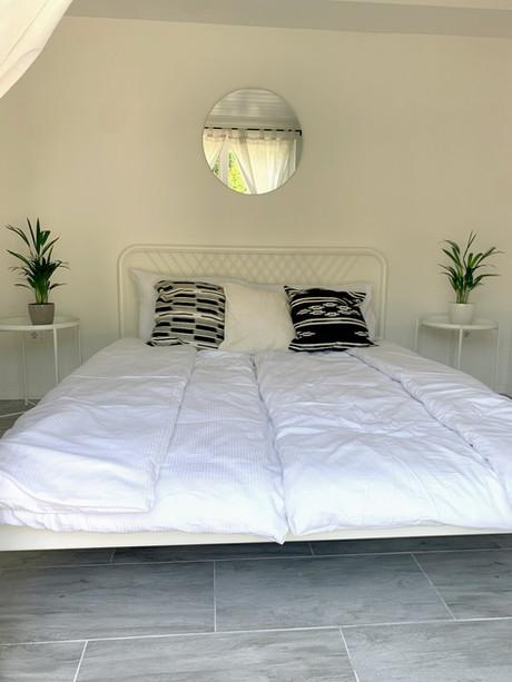 Villa Aranykert Vének hálószoba
