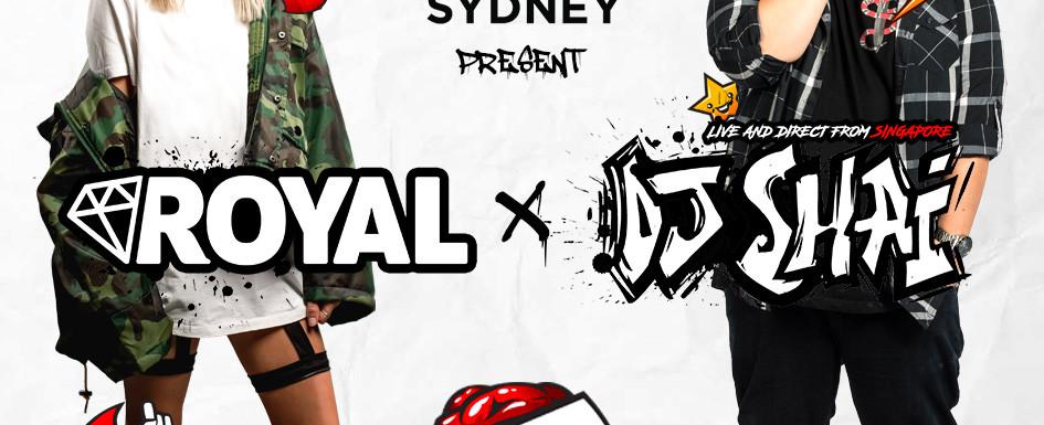 OPM Presents: DJ Royal & DJ SHAI