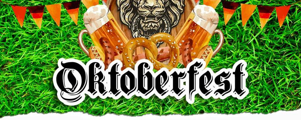 Embassy Oktoberfest Sat 12 Oct