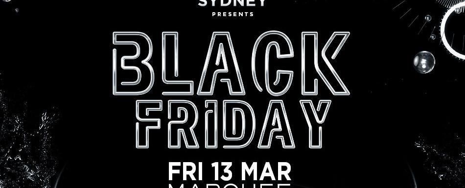 OPM Black Friday MAR 13