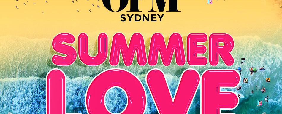 OPM Summer Love JAN 31