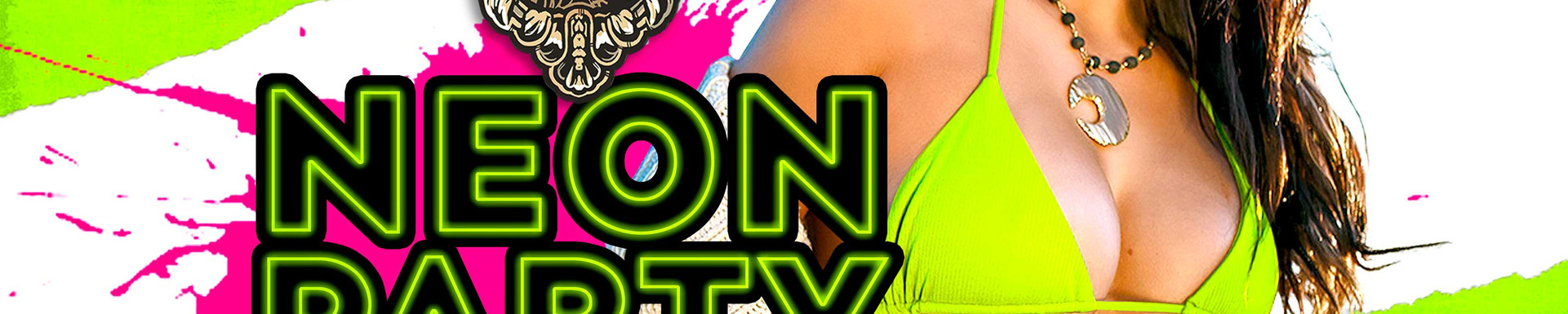 Embassy Presents: Neon Party