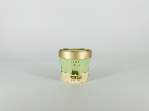 2 X Durian Ice Cream - 125ml