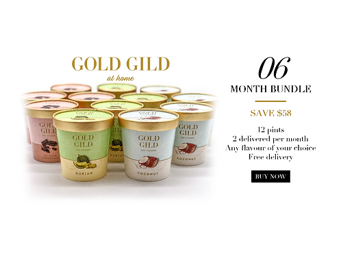 GOLD GILD AT HOME (6 months)