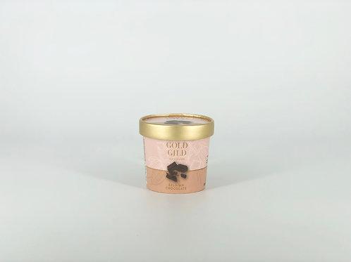 2 X Belgian Chocolate Ice Cream - 125ml