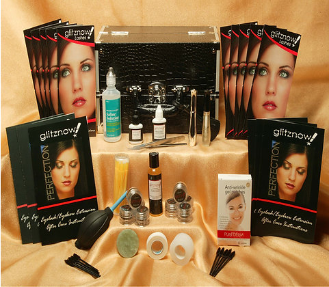 GlitzNow! Ultimate Eyelash Extension Kit