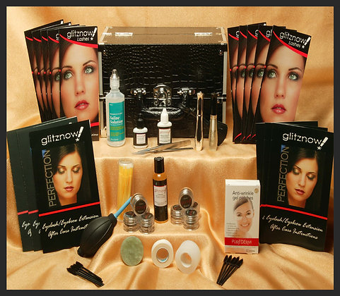 GlitzNow! Ultimate EyeBROW Extension Kit