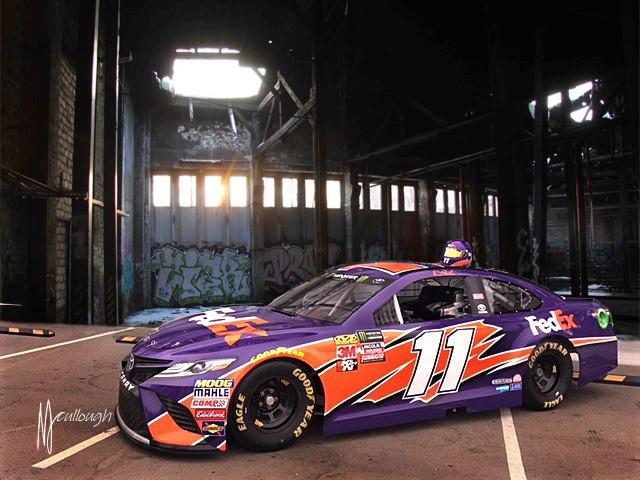 NASCAR FEDEX RACING