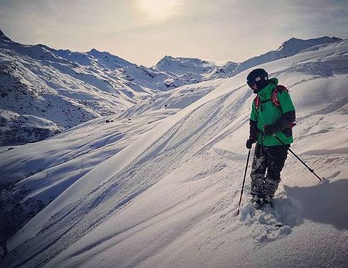 Still living the dream__#skiinstructor #