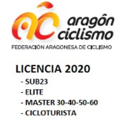 Licencia Federativa 2021  - *Solo para Socios*