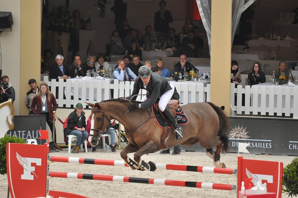 Patrice Delaveau et Aquila HDC