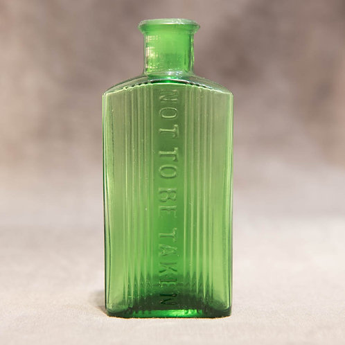Vintage Victorian bottle (medium)