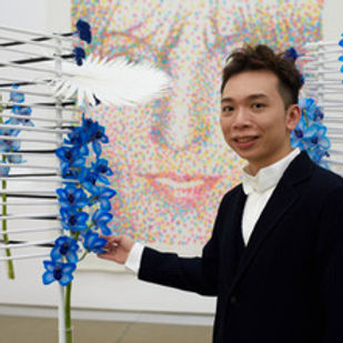 Flowers to Arts_Dr. Solomon Leong_David