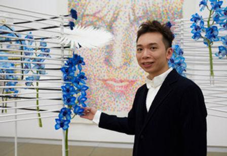 Flowers to Arts_Dr. Solomon Leong_David