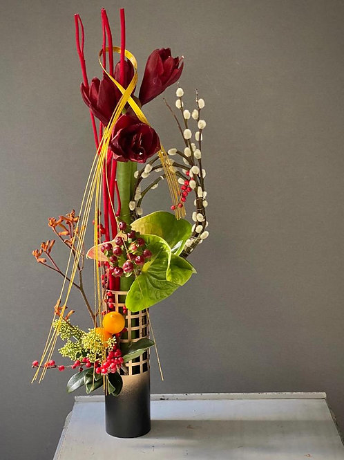 OPTION A OMAKASE GIFT BOUQUET (self pick up)