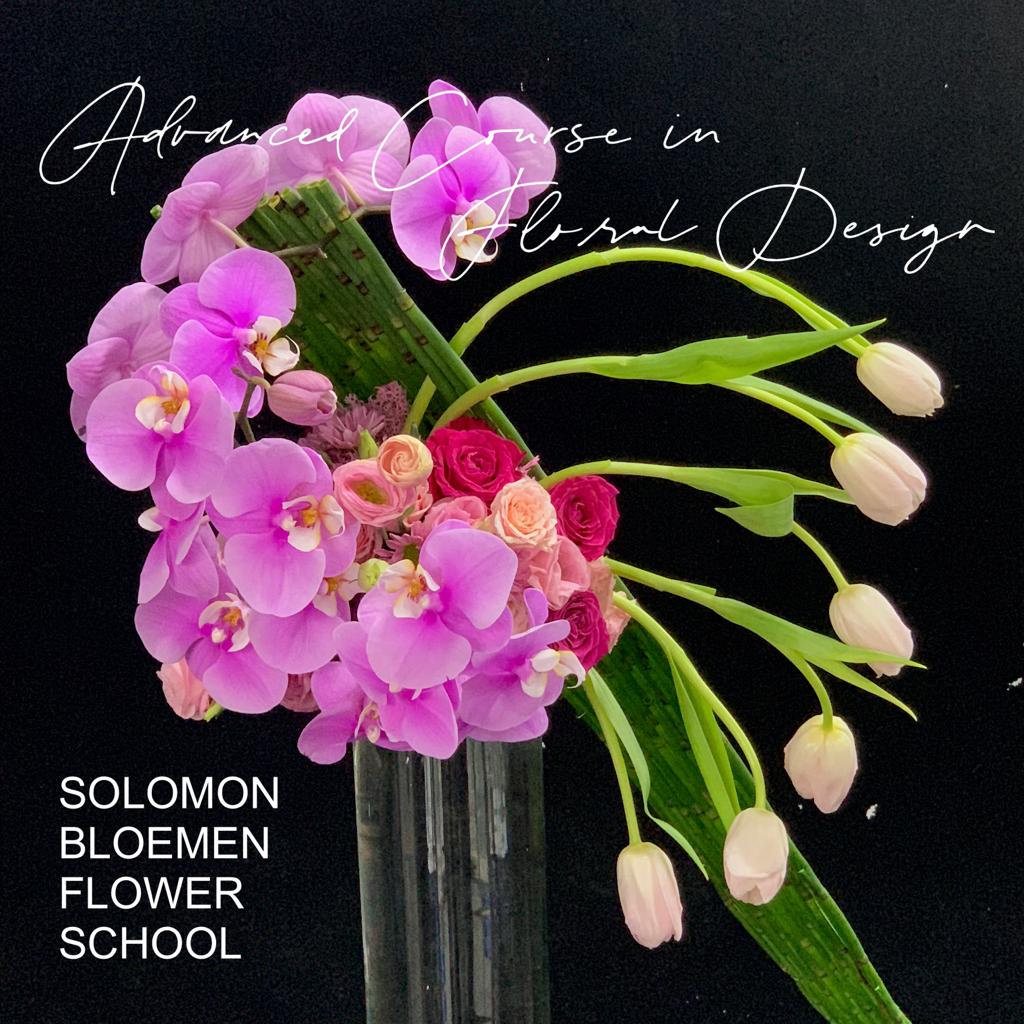 Advance Course in Floral Designs 25 Sep