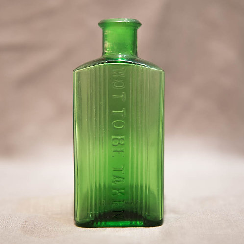 Vintage Victorian bottle (small)