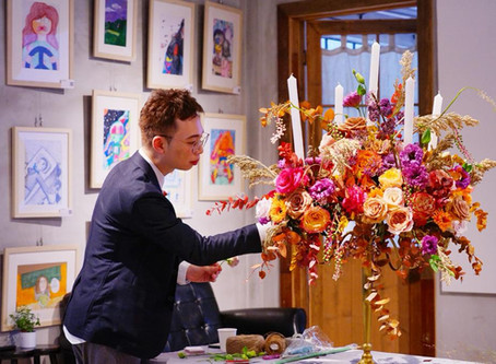 Key Essentials in Floral Creation – Design Elements & Principles