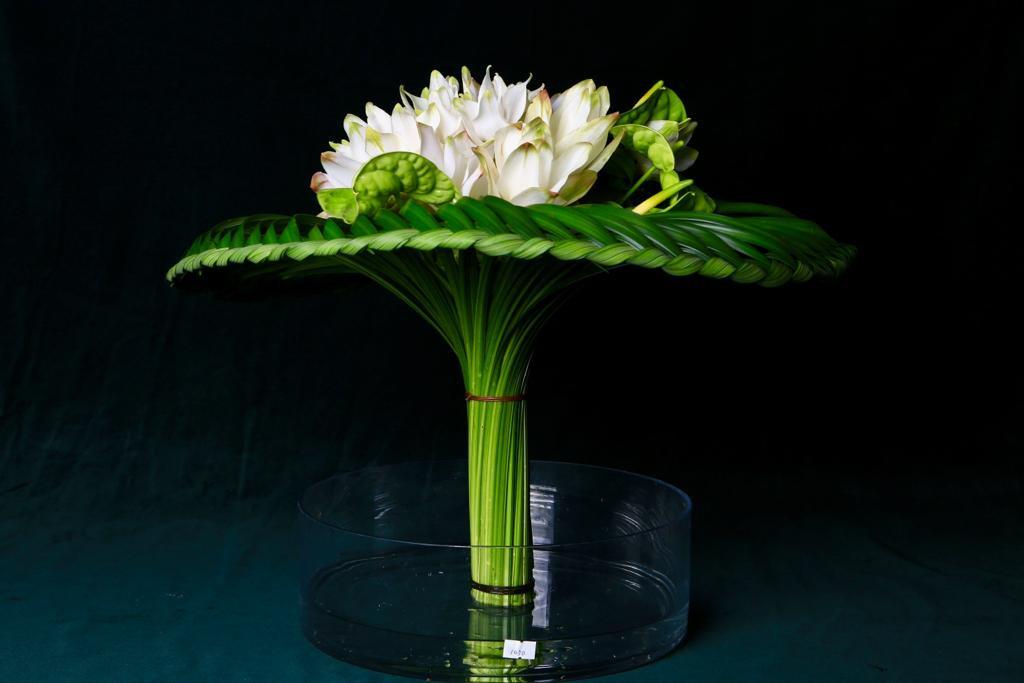 Certified Floral Designer 9 Nov 2021
