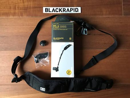 Recensione tracolla Blackrapid RS4