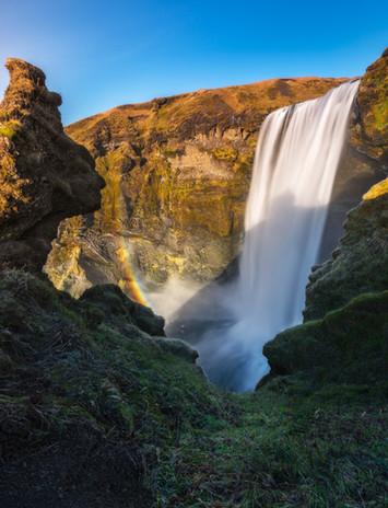 6L9A0484_Islanda Skogafoss tramonto e ar