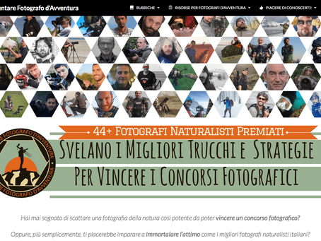 44+ Fotografi Naturalisti premiati