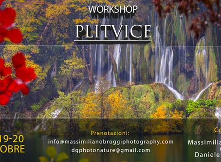 Workshop Plitvice Ottobre 2019