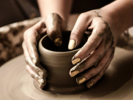 ビヨーン窯さんの陶芸教室開催!