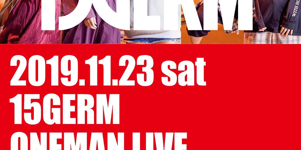 15GERM ONEMAN LIVE