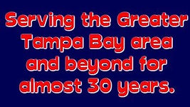 Serving the Tampa Bay area for almost 30 Years