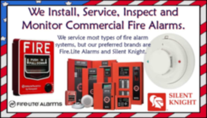 Fire Alarm Systems Fire Lite Alarms Silent Knight Commercial Fire