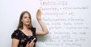 คำศัพท์ควรรู้เกี่ยวกับเทคโนโลยี ในการสอบ IELTS , TOEFL