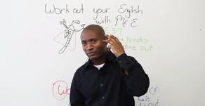 Work out your English มาออกกำลังกายให้ภาษาอังกฤษของคุณแข็งแรงอยู่เสมอกันเถอะ!