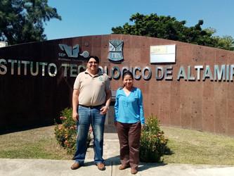DOCENTES DEL TECNOLOGICO DE ALTAMIRA REALIZAN PUBLICACION INTERNACIONAL DE ALTO IMPACTO EN MATEMATIC