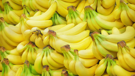One ripe banana a day, may help to keep the oncologist away!