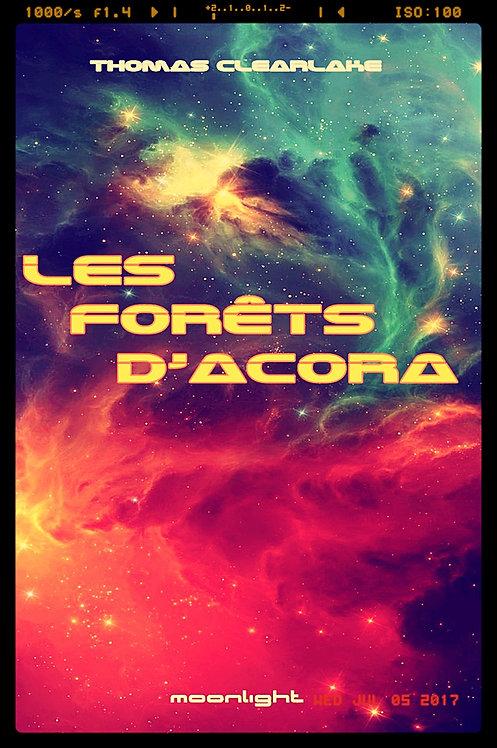 """""""Les forêts d'Acora""""  Ebook"""