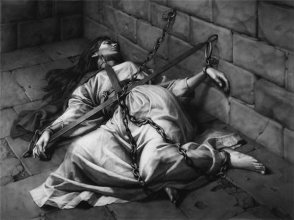 Пытка оковами
