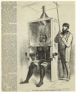 Пытка водой наружная
