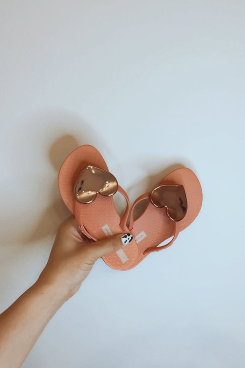 Sweet Heart Sandals