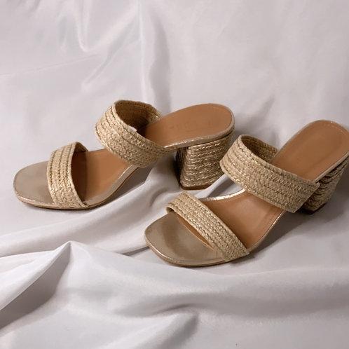 Fabi Block Heels